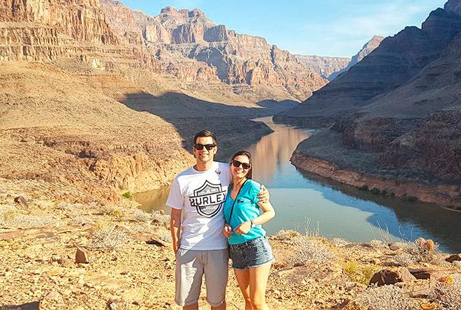 Yovana & Alvaro – EE.UU y México