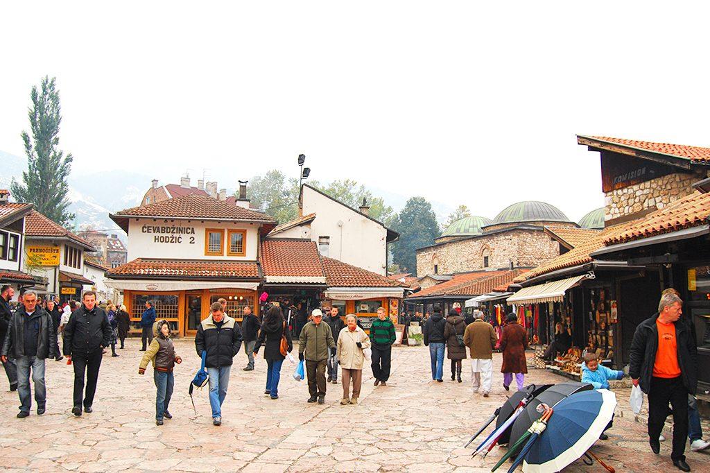 Descubre Sarajevo