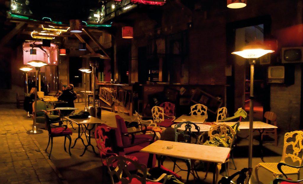 Un imprescindible en Budapest: Zsimpla Kert