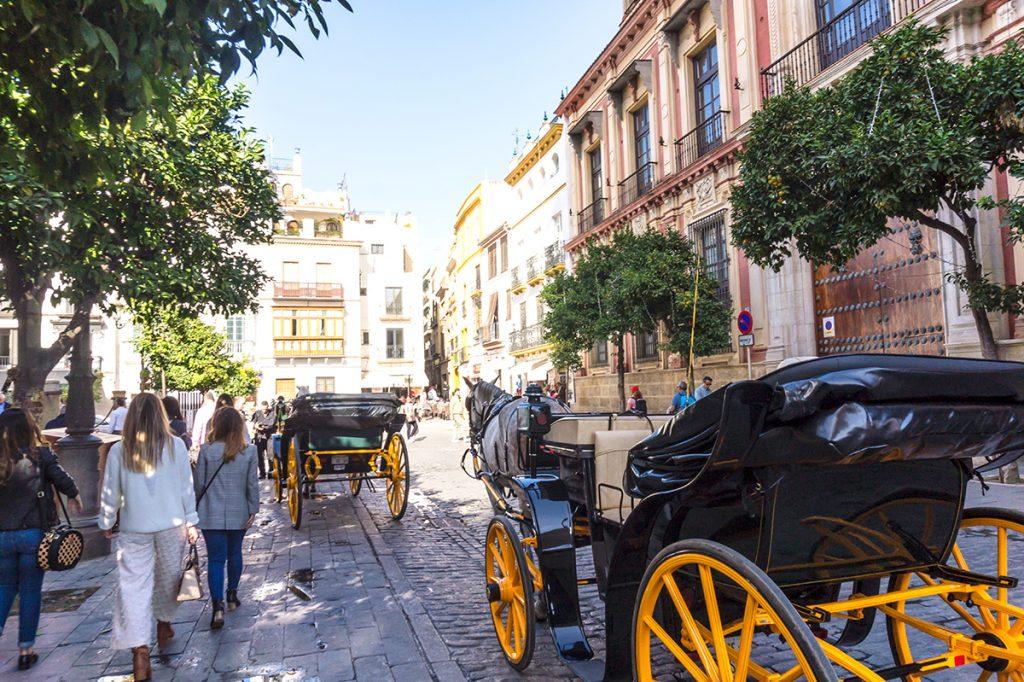 Sevilla un imprescindible del 2018