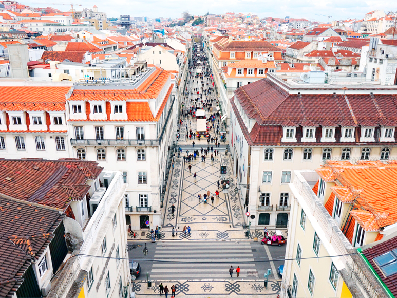 Instagramea un Lisboa diferente