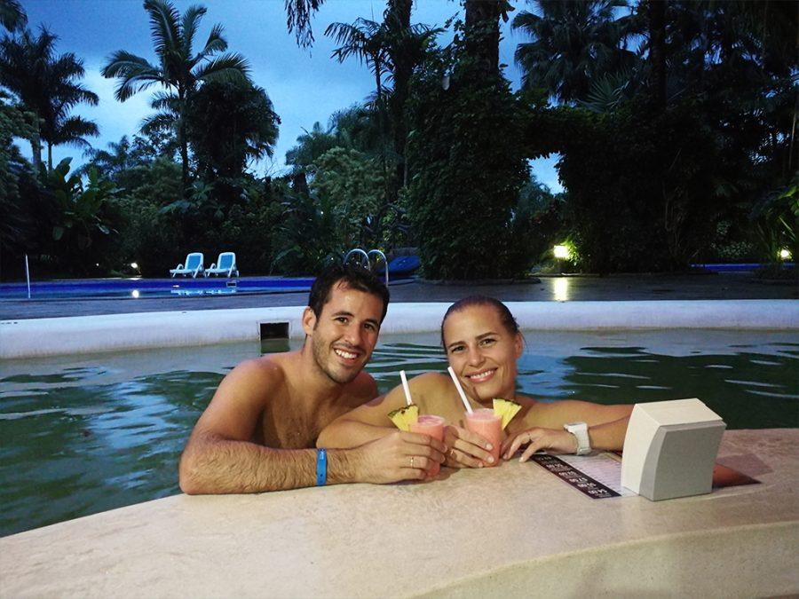 Goretti & Óscar. Costa Rica