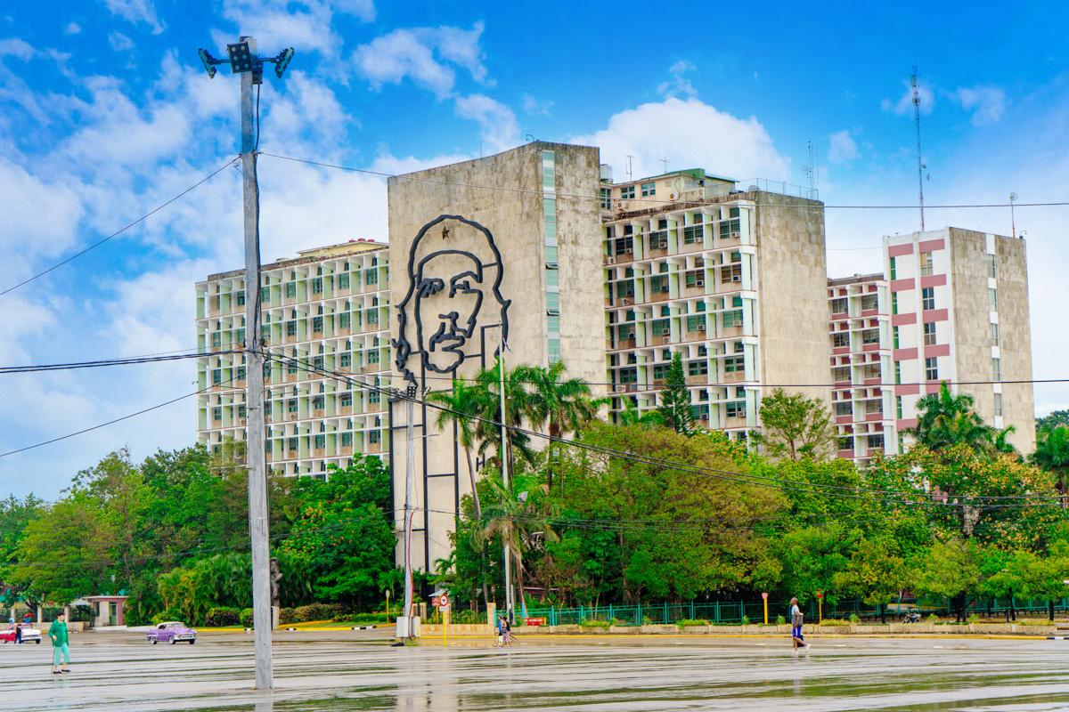 plaza de la revolucion la habana
