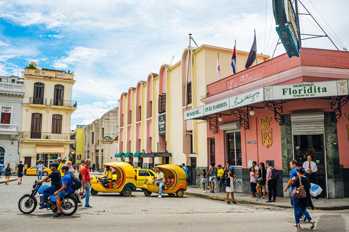 La Floridita La Habana