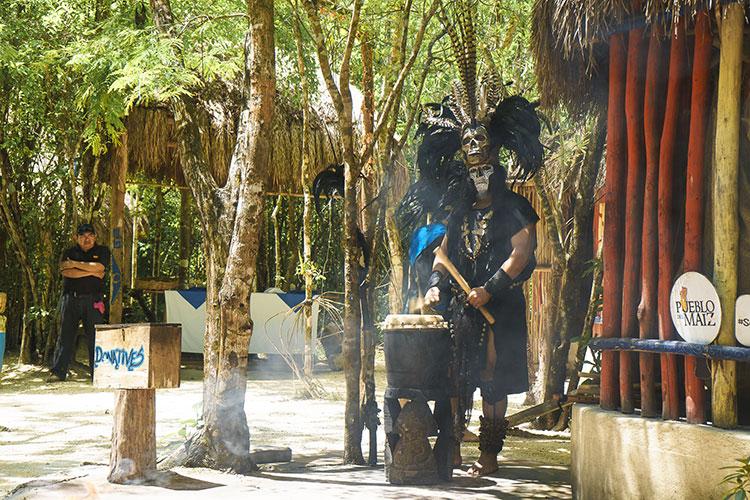 Visita al Pueblo del Maíz