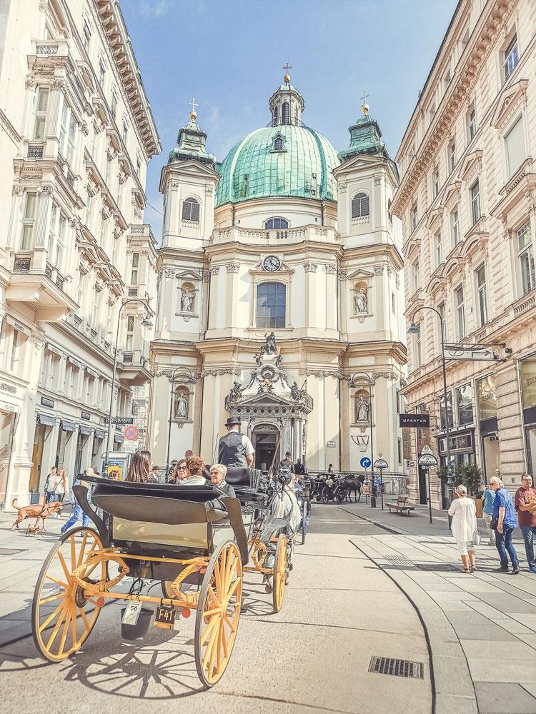 Viajar a Viena
