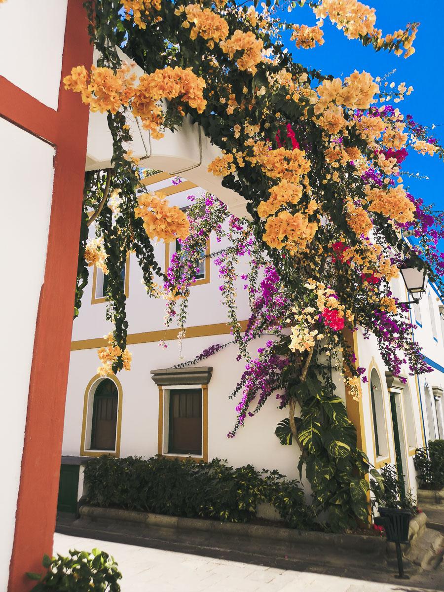 La isla de Gran Canaria