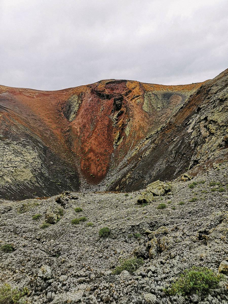 Montañas de Fuego en el Parque Nacional de Timanfaya