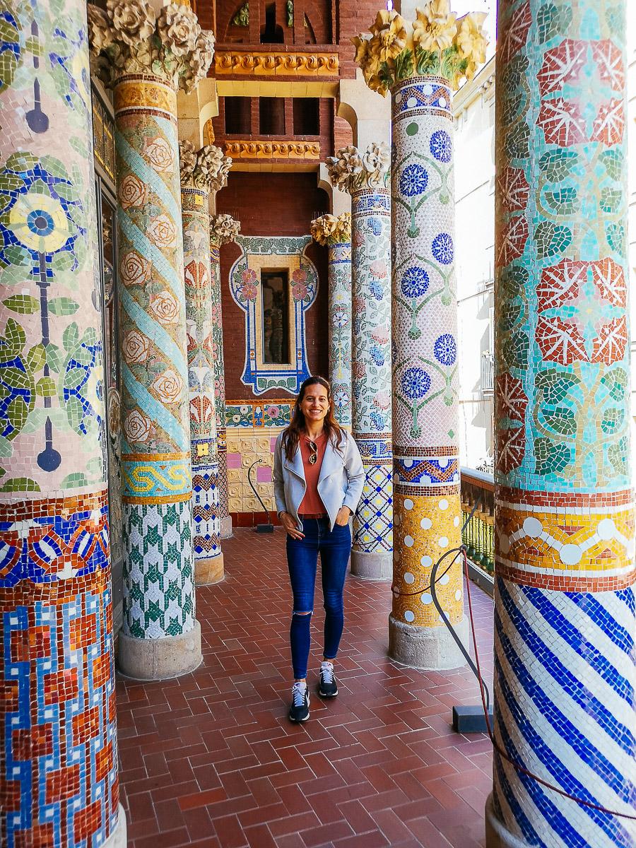 Otra manera de conocer Barcelona: ruta Gaudí