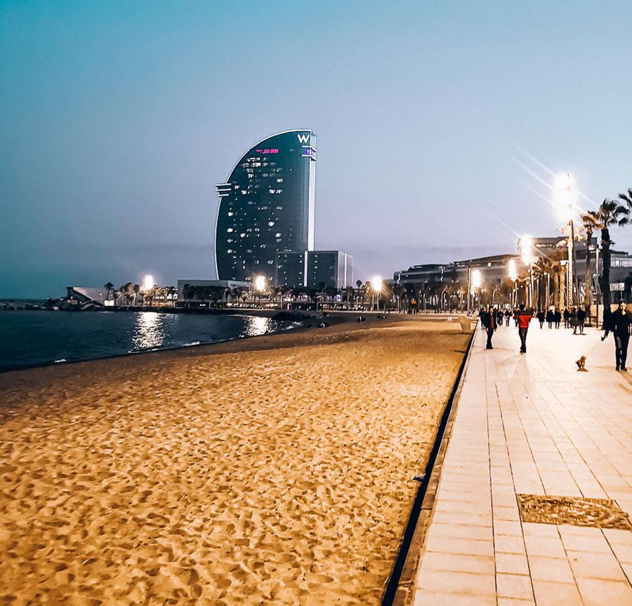 Visita Barcelona