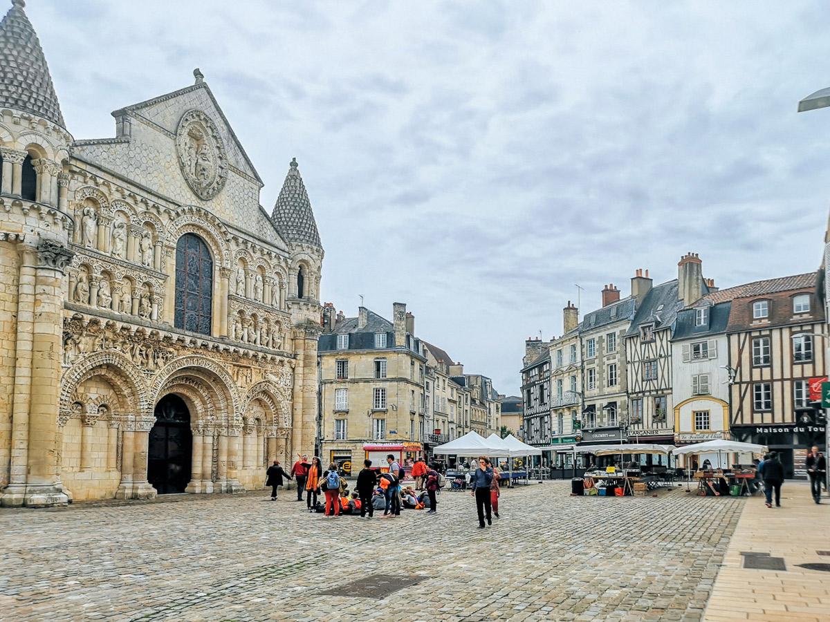 Descubriendo Poitiers