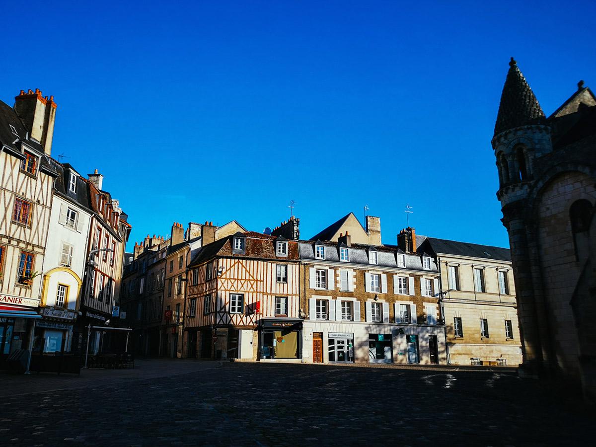 Casas típicas Poitiers