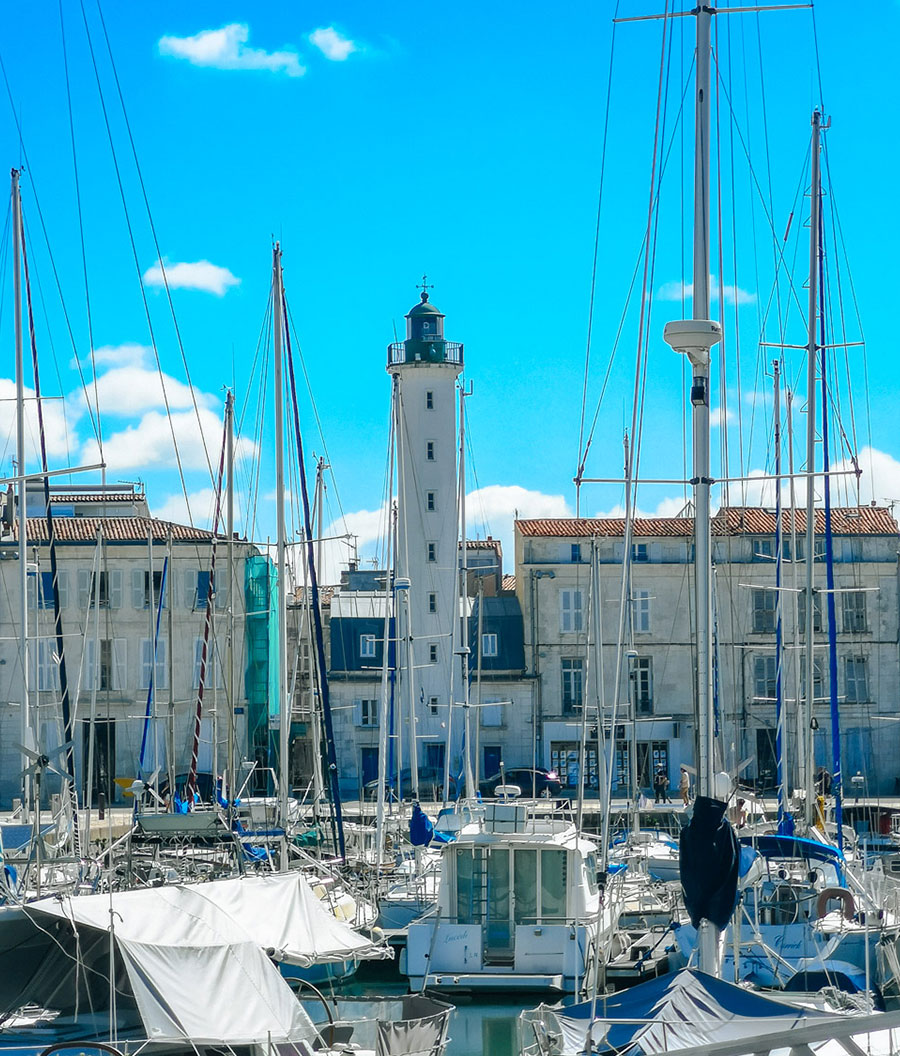 Descubriendo La Rochelle