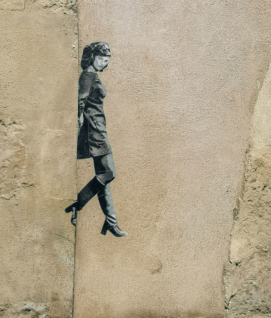 arte urbano La Rochelle