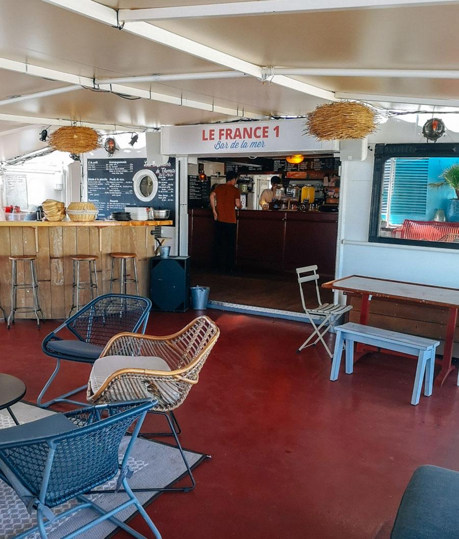 Bar De la mer -