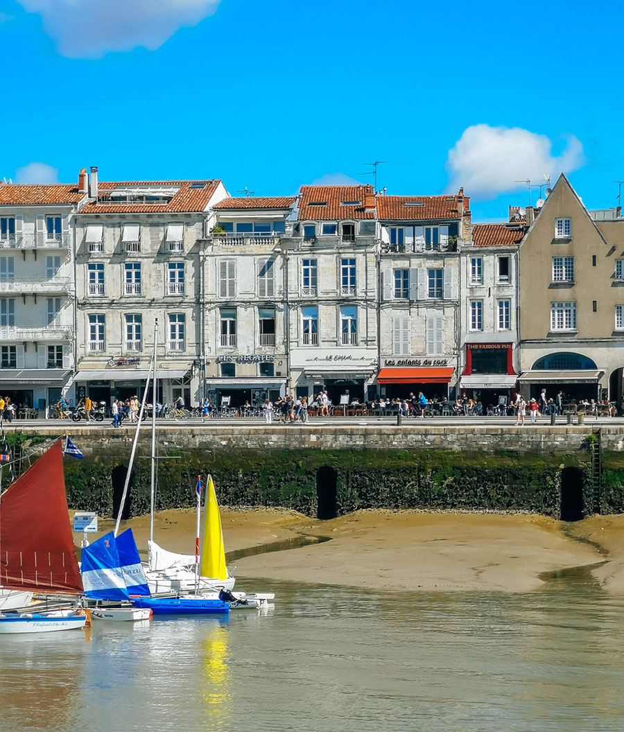 Casas en La Rochelle
