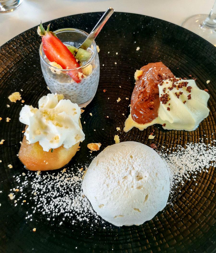 Là-Haute Brasserie - muy top
