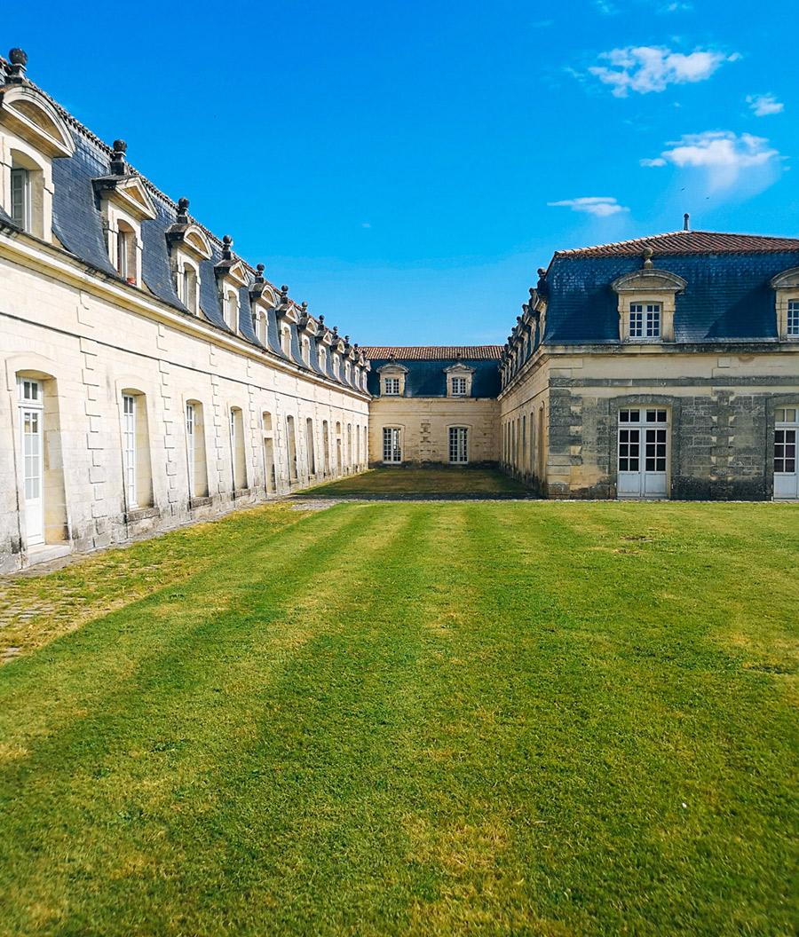 L' Arsenal de Rochefort y la Cordelería Real