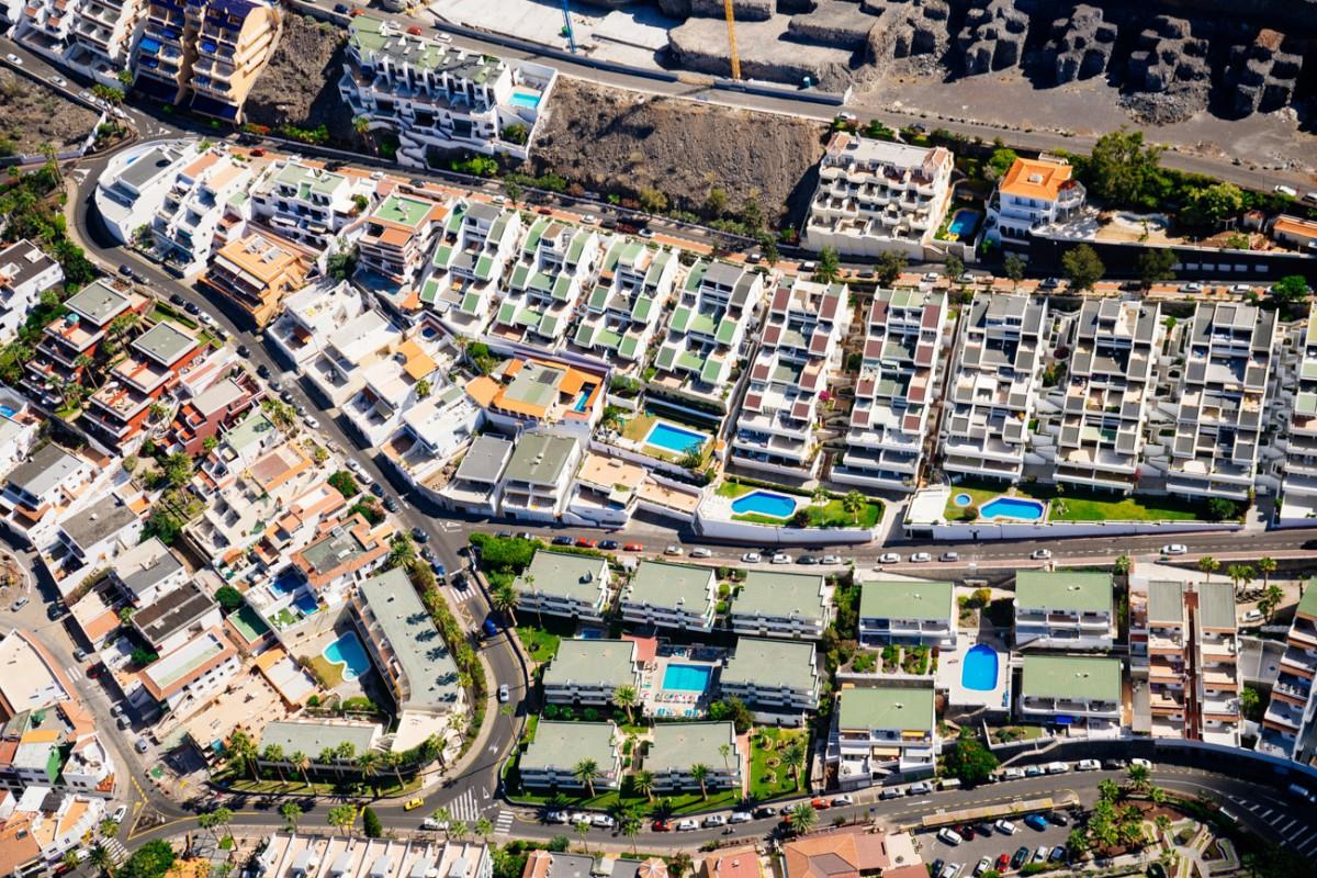 Vuelo en helicóptero por Tenerife