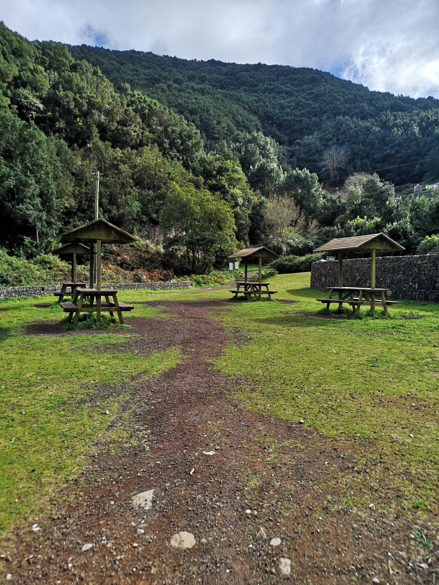 Gran Ruta Circular Parque Nacional de Garajonay
