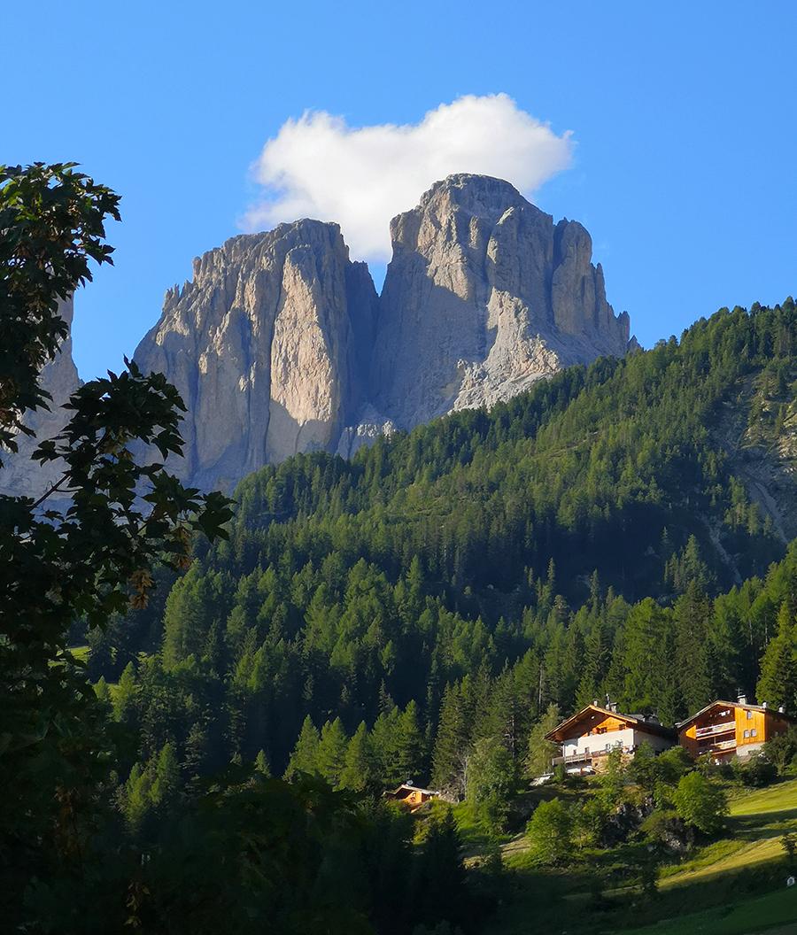 Visitar las Dolomitas