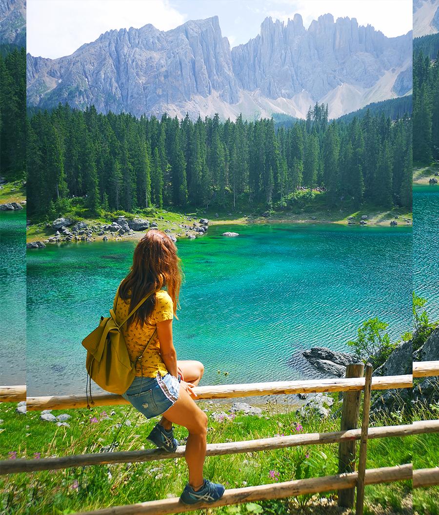 Un paraíso termal en las Dolomitas