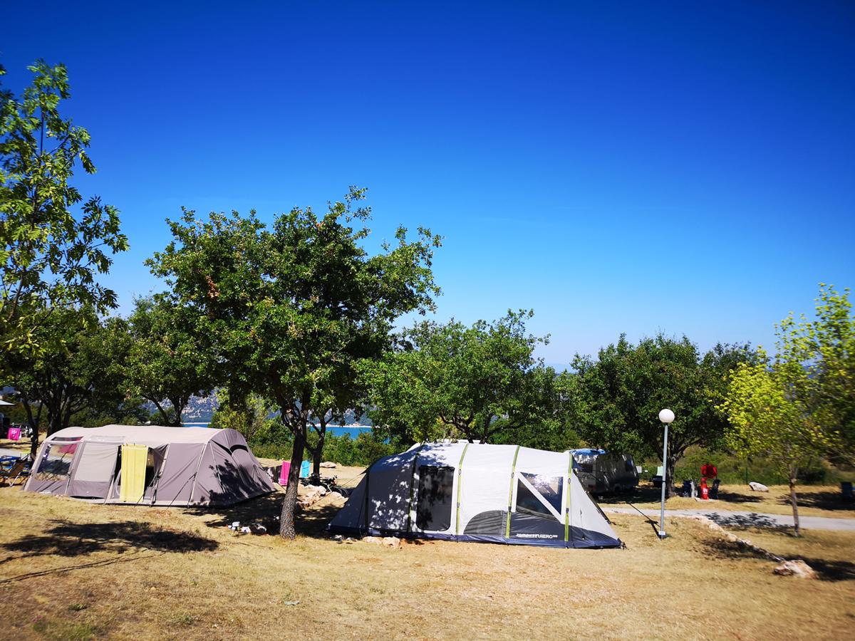 Camping de L' Aigle