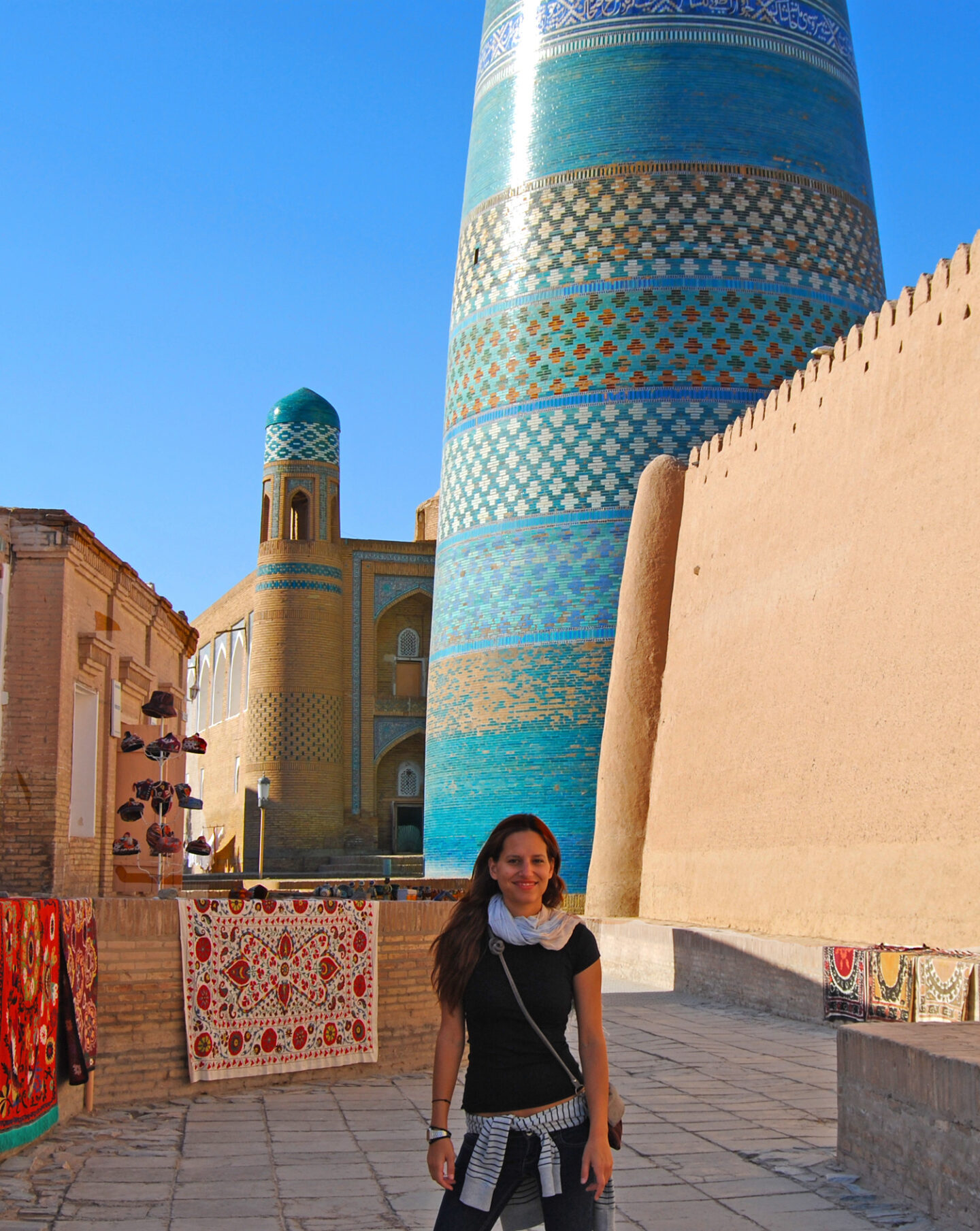 Revive los cuentos de las 1001 noches en Uzbekistán