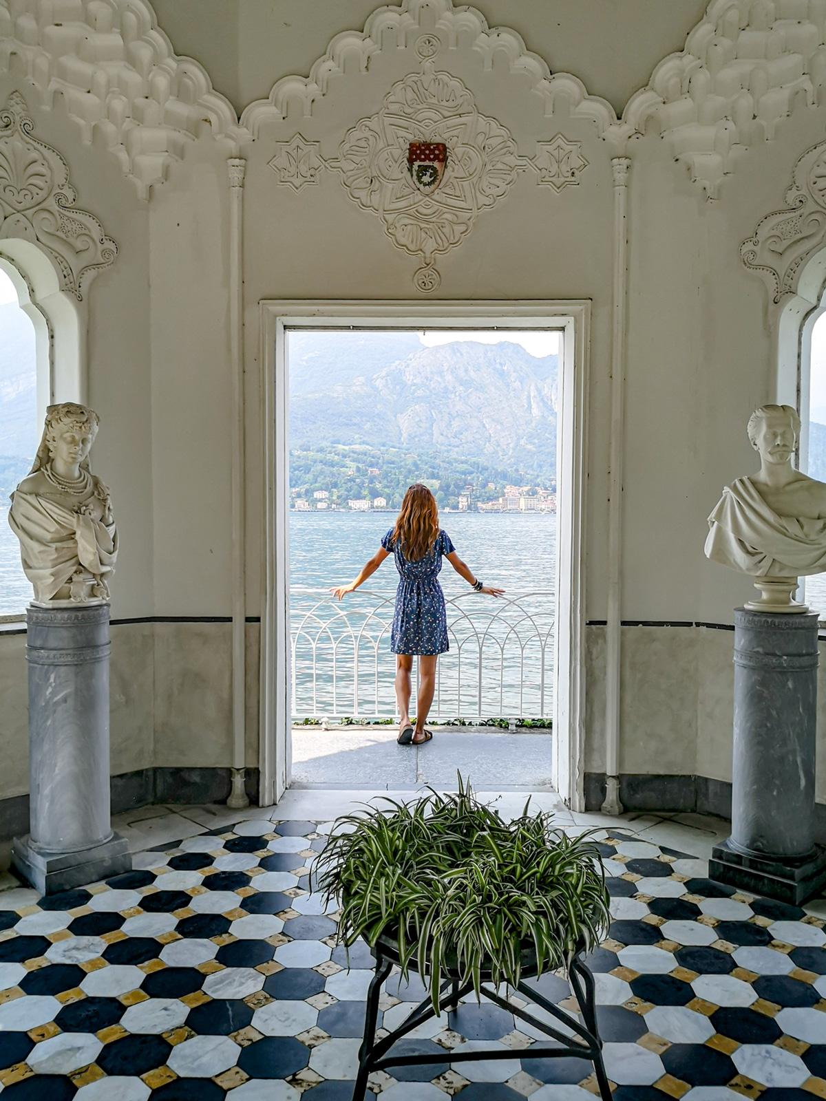Un chapuzón en el Lago di Como