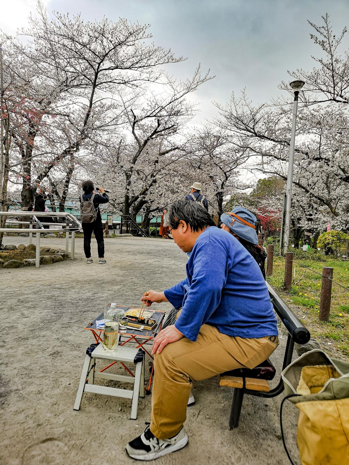 Sumida Park en Tokio