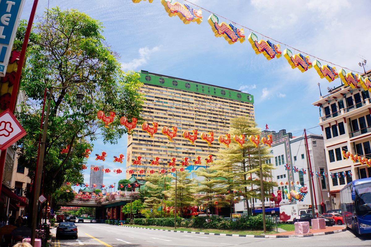 Barrio Chino Singapur