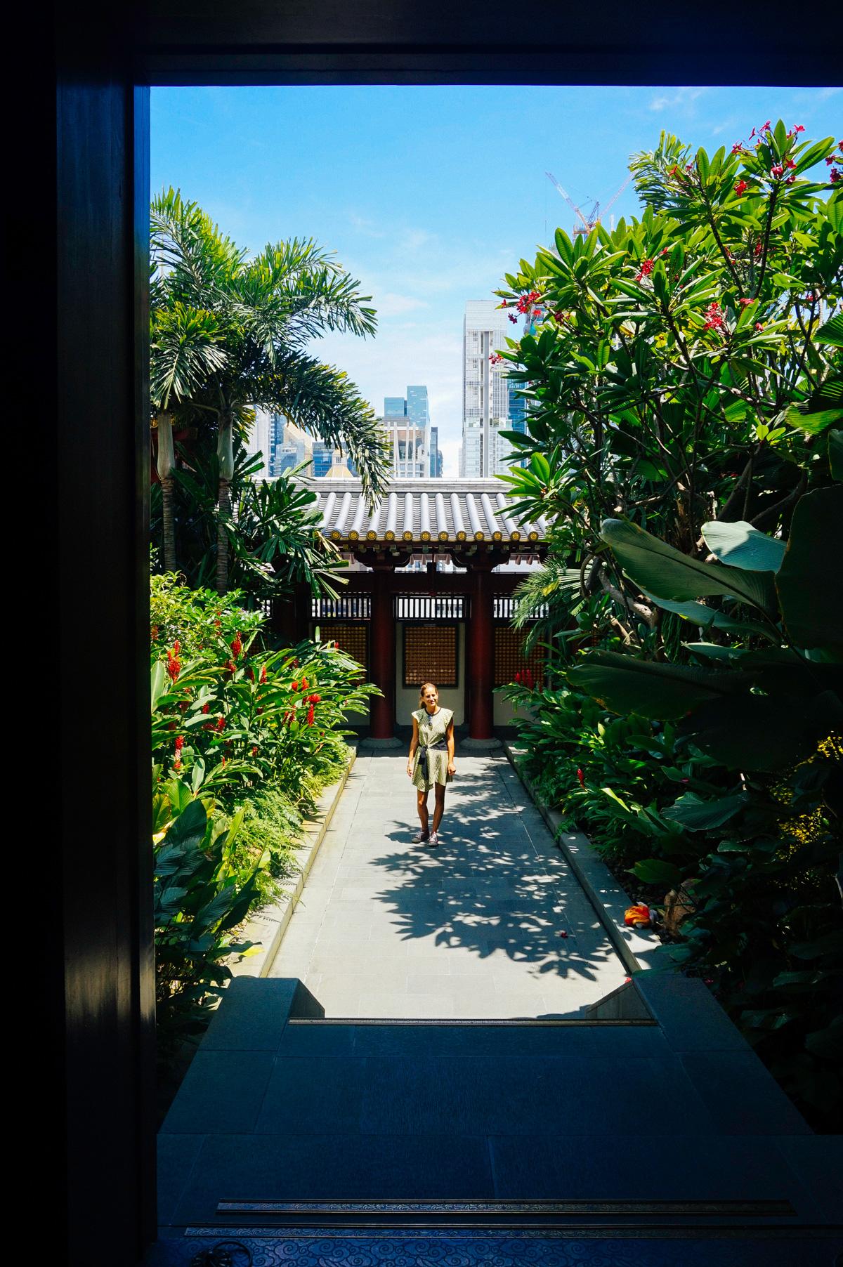 Jardín de la Pagoda